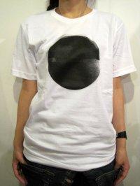 seimani sei       セイ 半円ドット Tシャツ