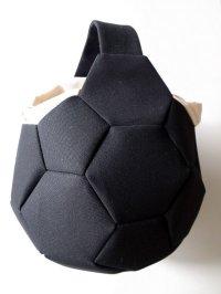 Ore       オー Soccer Ball Bagサッカーボールバッグ・ALLブラック/L