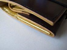 他の写真3: ebagos  エバゴス  ホースレザー二ツ折財布 ブラック