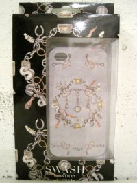kanvas products       x SWASH LONDON JEWEL GRAY iPHONE CASES