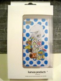 kanvas products       x oocamidrawings ZOO iPHONE CASES