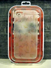 "kanvas products       ""LIBERTY"" by OOCAMI DRAWINGS iPhone 5"