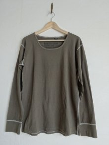 他の写真1: gilet ジレ       30%OFF BEAUTIFUL OLIVE UNDER SHRTS リメイクL/S