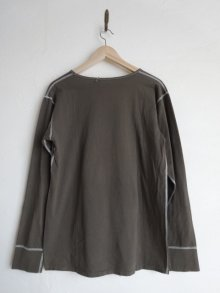 他の写真2: gilet ジレ       30%OFF BEAUTIFUL OLIVE UNDER SHRTS リメイクL/S