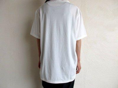 画像3: IRLY イリー       クルーネック ラウンドTシャツ・ホワイト