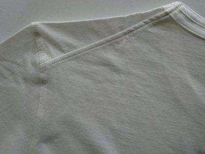 画像4: IRLY イリー       クルーネック ラウンドTシャツ・ホワイト