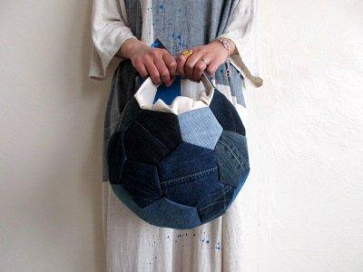 画像2: Ore       オー Soccer Ball Bagサッカーボールバッグ・デニム/M