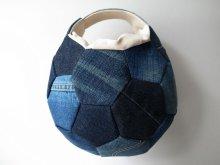 他の写真1: Ore       オー Soccer Ball Bagサッカーボールバッグ・デニム/S