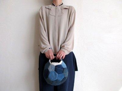 画像2: Ore       オー Soccer Ball Bagサッカーボールバッグ・デニム/S