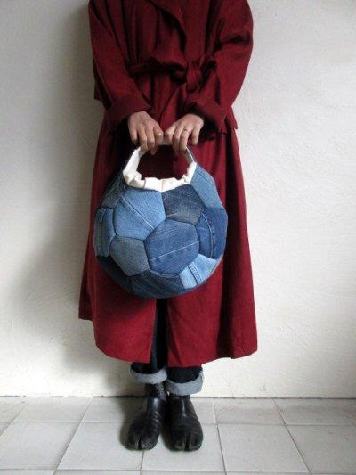画像2: Ore       オー Soccer Ball Bagサッカーボールバッグ・デニム/L