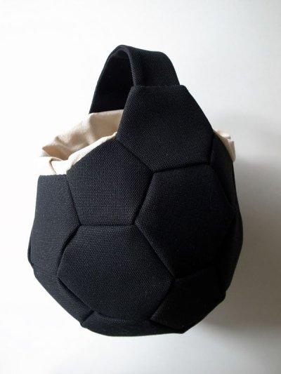 画像1: Ore       オー Soccer Ball Bagサッカーボールバッグ・ALLブラック/S