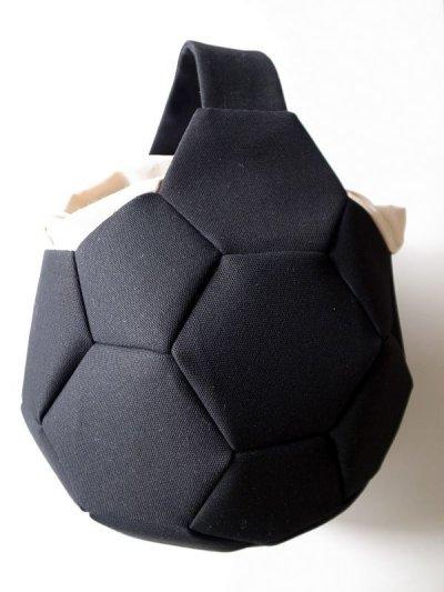 画像1: Ore       オー Soccer Ball Bagサッカーボールバッグ・ALLブラック/L
