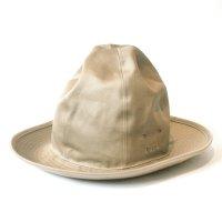 PEEL&LIFT        scout hat マウンテンバケットハット・ベージュ