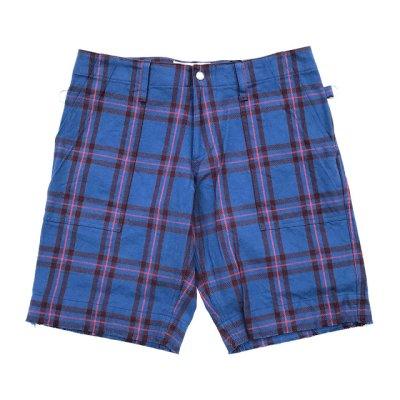 画像1: PEEL&LIFT       tartan army shorts チェック柄ショーツ・ellot tartan