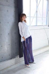 TOKIKO MURAKAMI       トキコ ムラカミ ワイドパンツ・パープル