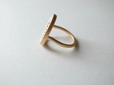 画像2: revie objects       ●pearl ring