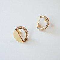 Rice       ライス    〈BREAK〉   ●pearl earrings