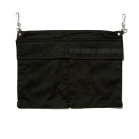 PEEL&LIFT       pocket apron エプロンポーチ・black