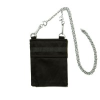 PEEL&LIFT       chain pouch チェーンポーチ・black