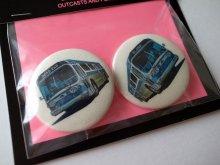 他の写真3: PEEL&LIFT       bus badge 38mmx2 バッチ・ホワイト