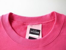 """他の写真2: TATATOON       30%OFF """"MロRファラァメトピメ"""" meta sweatshirts"""