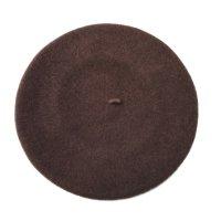 PEEL&LIFT       basque beret ビックベレー帽・ブラウン