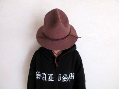画像2: black means  MOUNTAIN HAT・モカ