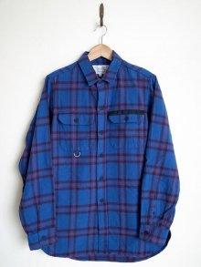 他の写真1: PEEL&LIFT        tartan flannel work shirt エリオットタータンネルシャツ