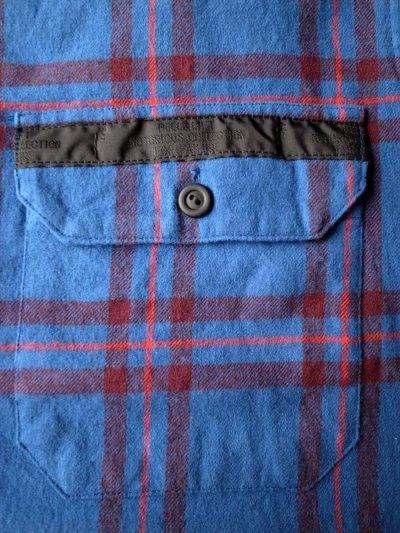 画像2: PEEL&LIFT        tartan flannel work shirt エリオットタータンネルシャツ
