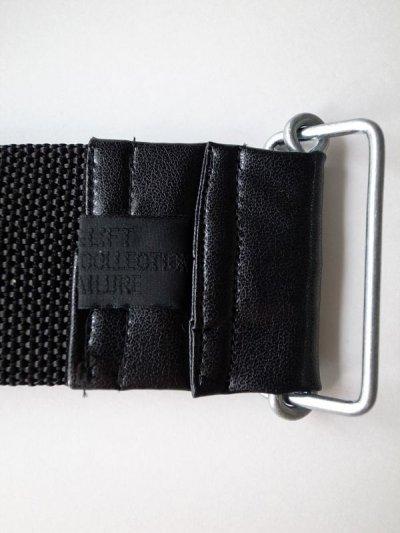 画像2: PEEL&LIFT        nylon belt ロングベルト・ブラック