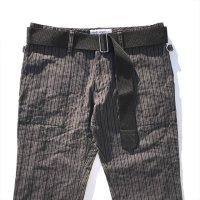 PEEL&LIFT        nylon belt ロングベルト・ブラック