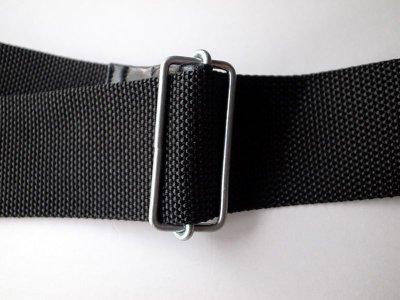 画像4: PEEL&LIFT        nylon belt ロングベルト・ブラック