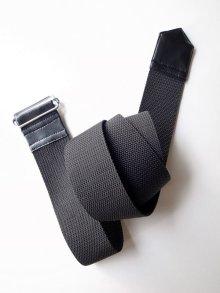 他の写真1: PEEL&LIFT        nylon belt ロングベルト・ブラック