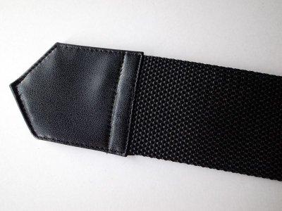 画像3: PEEL&LIFT        nylon belt ロングベルト・ブラック