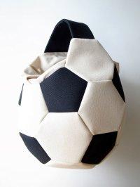 Ore       オー Soccer Ball Bagサッカーボールバッグ・ブラック/L