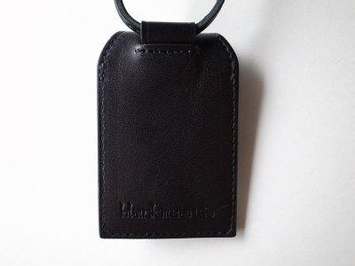 画像2: black means  お守りケースネックレス・ブラック