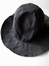 "Kloshar the hat maker       30%OFF ""CLIFFORD"" black"