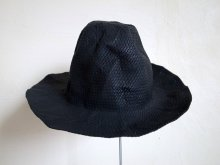"他の写真3: Kloshar the hat maker       30%OFF ""CLIFFORD"" black"