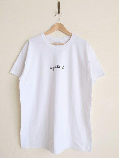 画像1: gilet ジレ       a gilet s/s・ホワイト