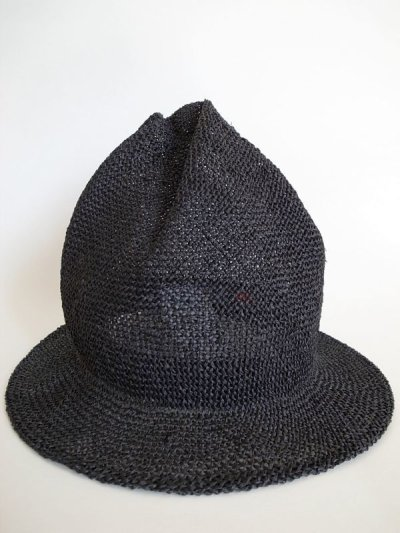 画像2: black means  MOUNTAIN STRAW HAT