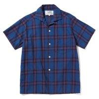 PEEL&LIFT        tartan open collar shirt エリオットタータンオープンカラーシャツ