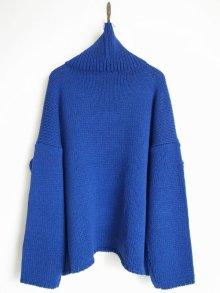 """他の写真1: sulvam       サルバム  """"Big high neck knit""""ビックハイネックニット"""