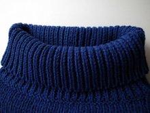 """他の写真3: sulvam       サルバム  """"Big high neck knit""""ビックハイネックニット"""