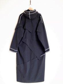 """他の写真1: sulvam       サルバム  """"Over rain coat""""オーバーサイズレインコート"""