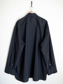 他の写真1: stein       OVERSIZED DOWN PAT SHIRT・BLACK