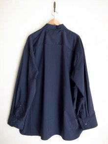 他の写真1: stein       OVERSIZED DOWN PAT SHIRT・NAVY