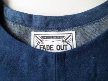 他の写真2: FADE OUT Label       CYAN T-shirt・blue