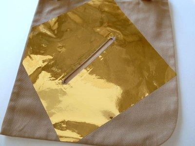 画像2: tactor       flat big bag・beige