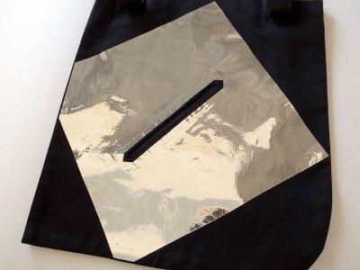 画像2: tactor       flat big bag・black