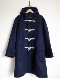 stein       SQUARE DUFFLE COAT・NAVY